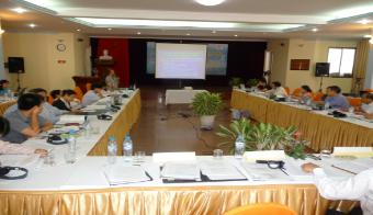 Workshop in Vietnam